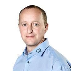 Foto af direktør for Dansk Maskin Teknik A/S Claus Henriksen